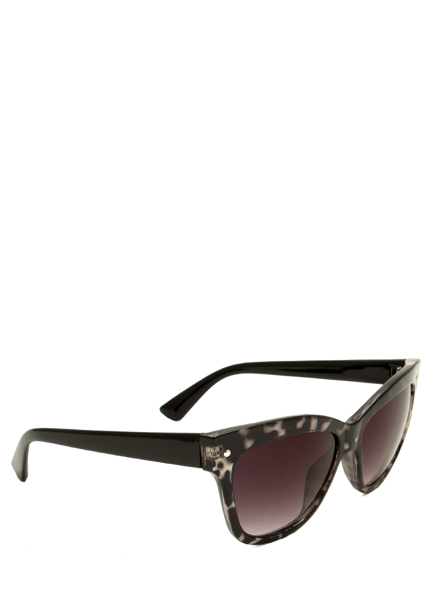 Modern Cat Eye Sunglasses LTTORTOISE