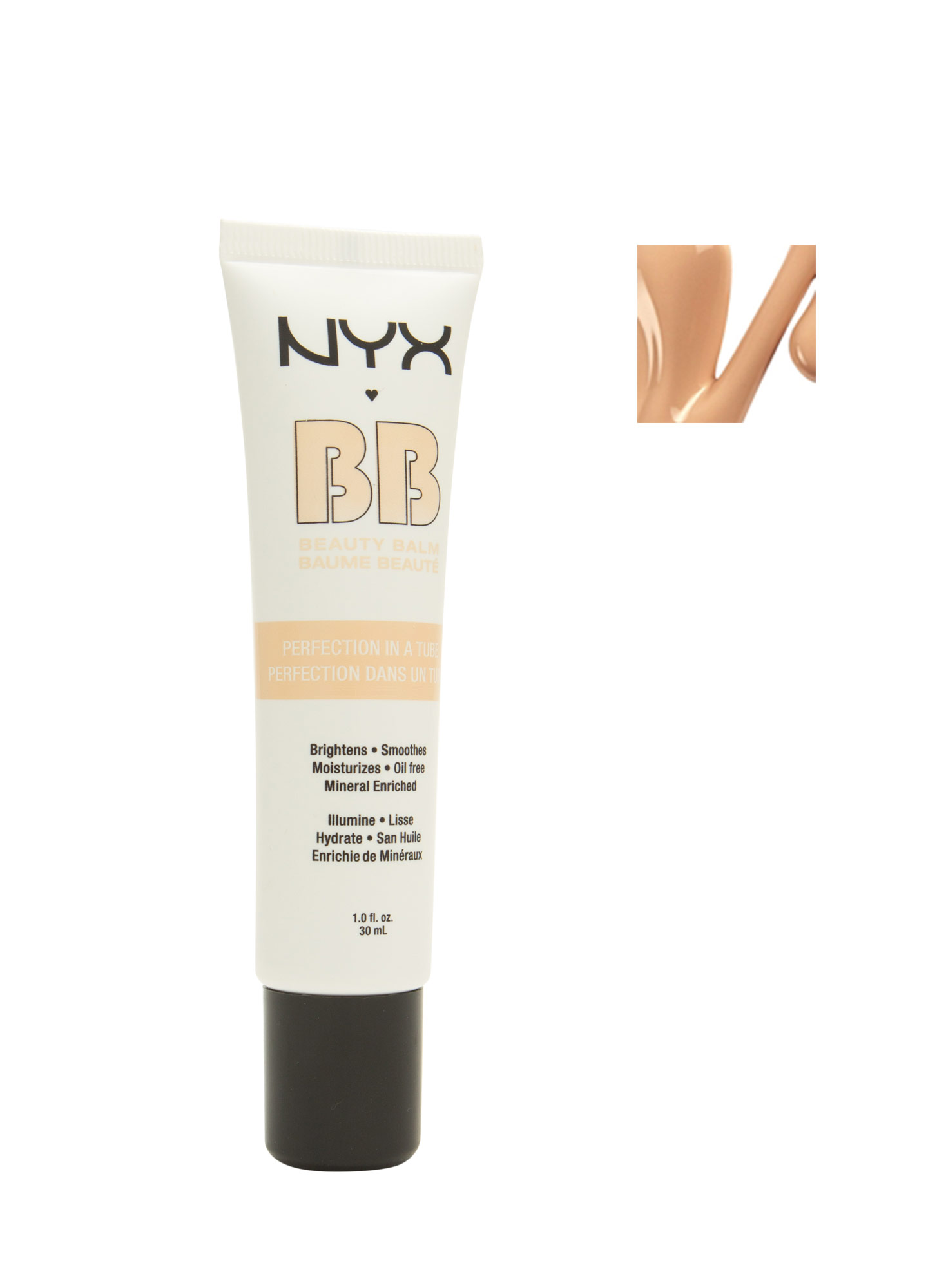 NYX BB Cream NATURAL