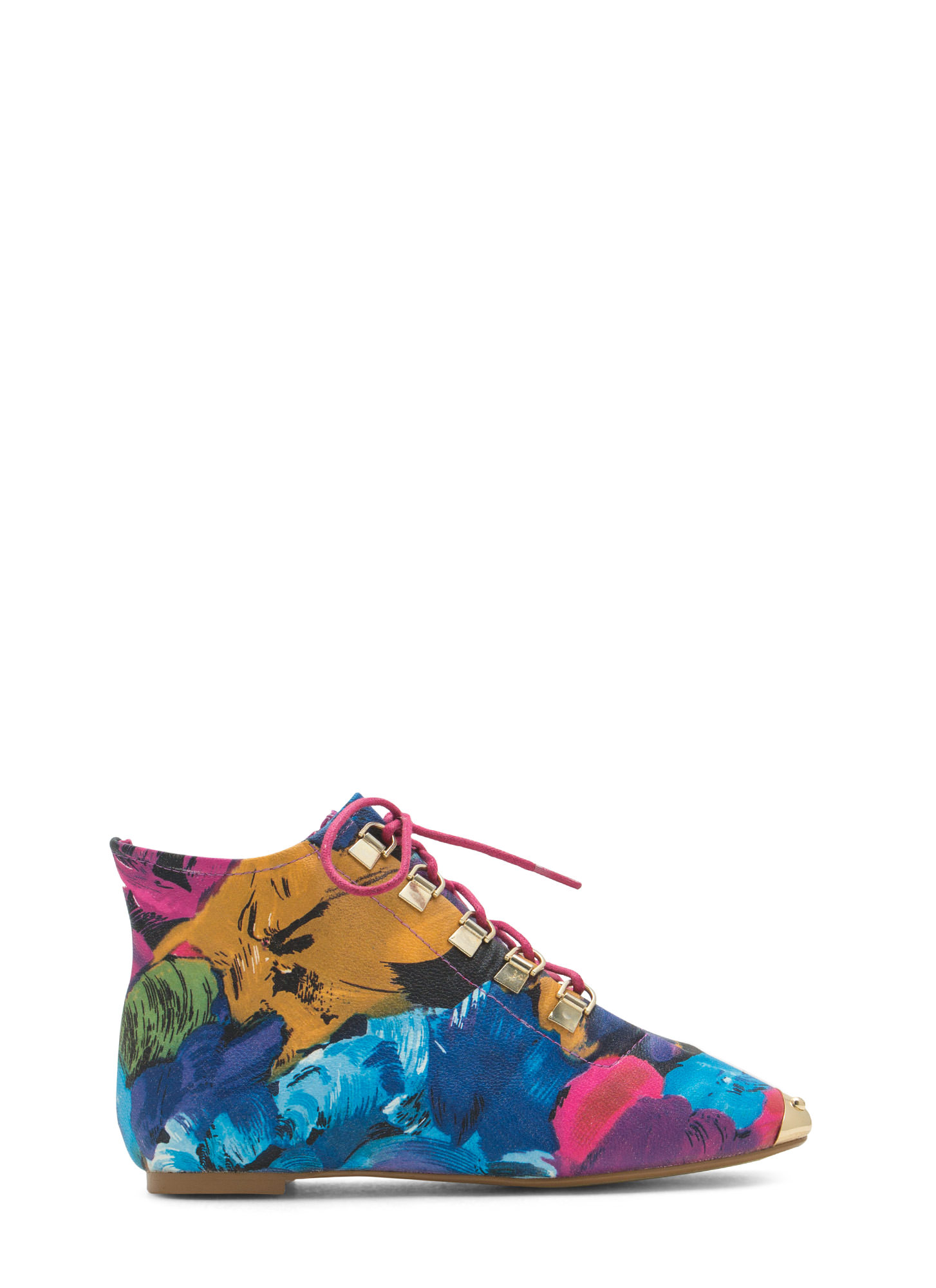State Of The Art Moccasin Booties FUCHMULTI
