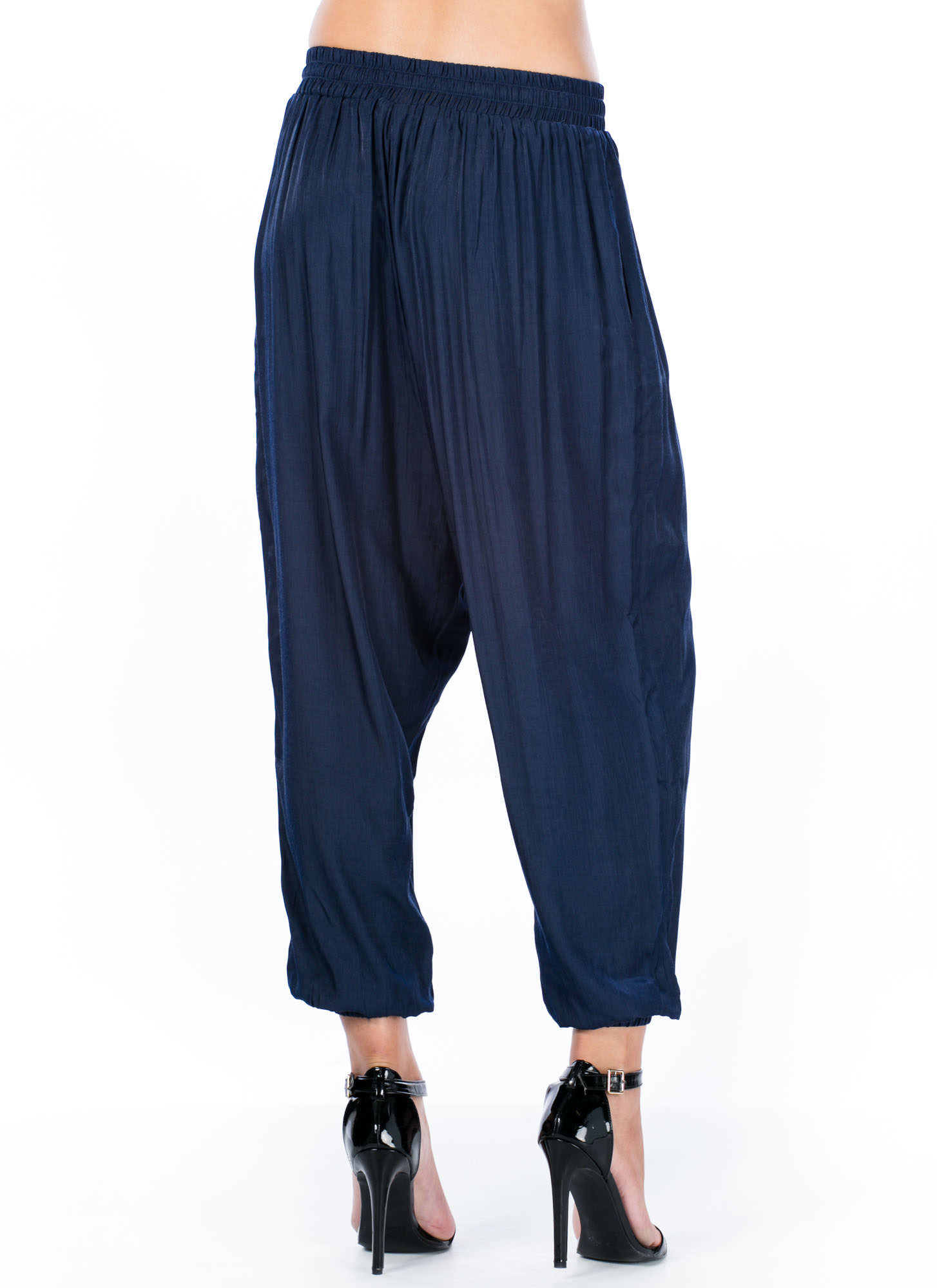 Sit Back 'N Relaxed Fit Joggers NAVY