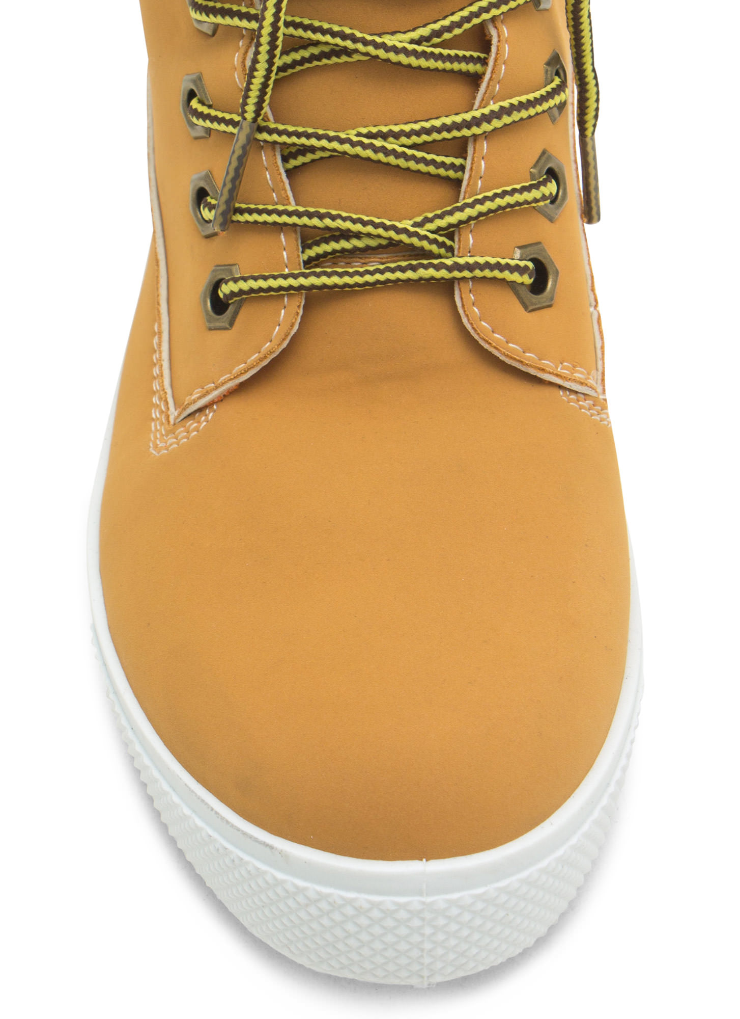 Daily Wear High Top Sneakers TAN