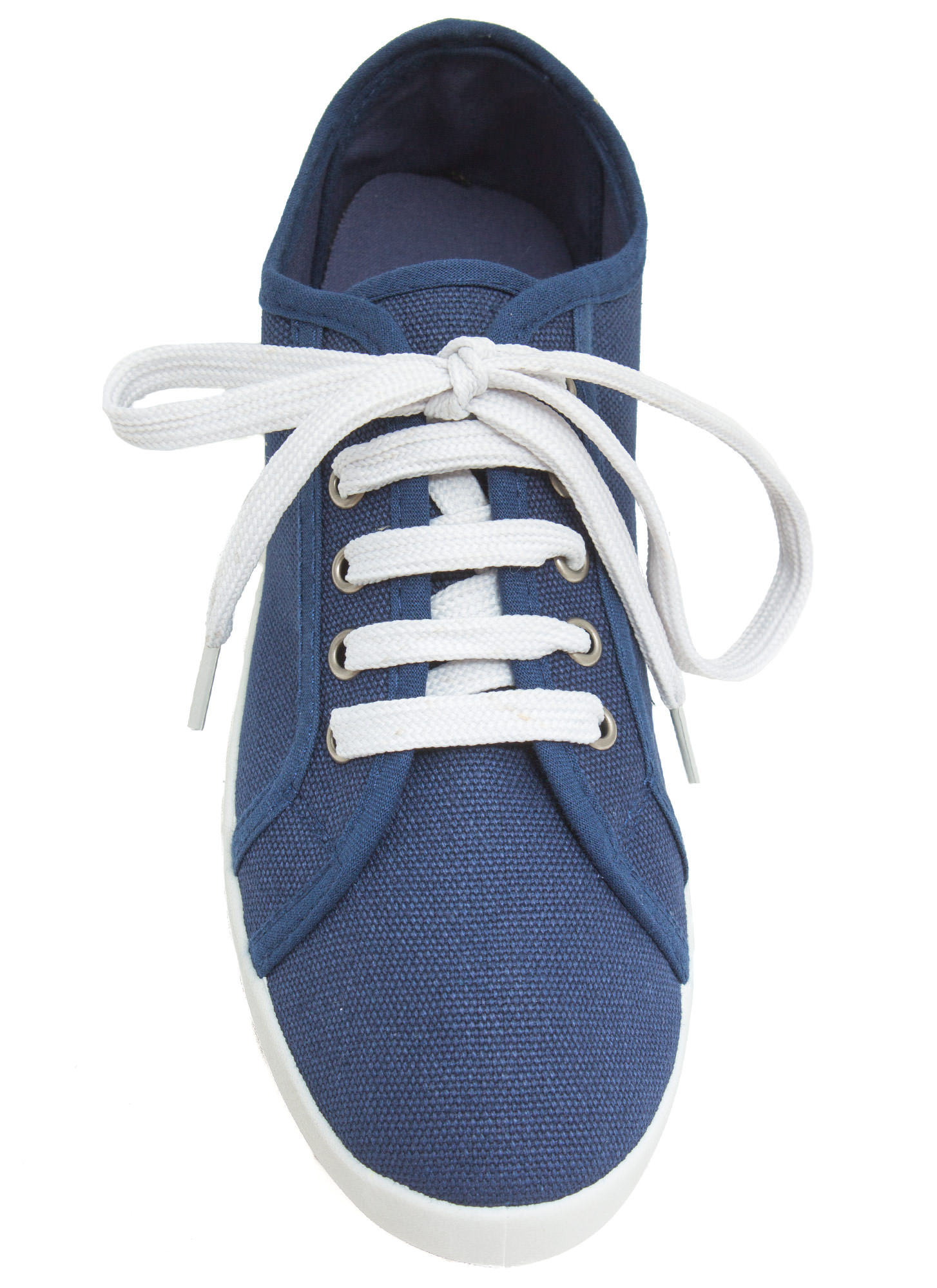 Off-Duty Classic Canvas Sneakers NAVY
