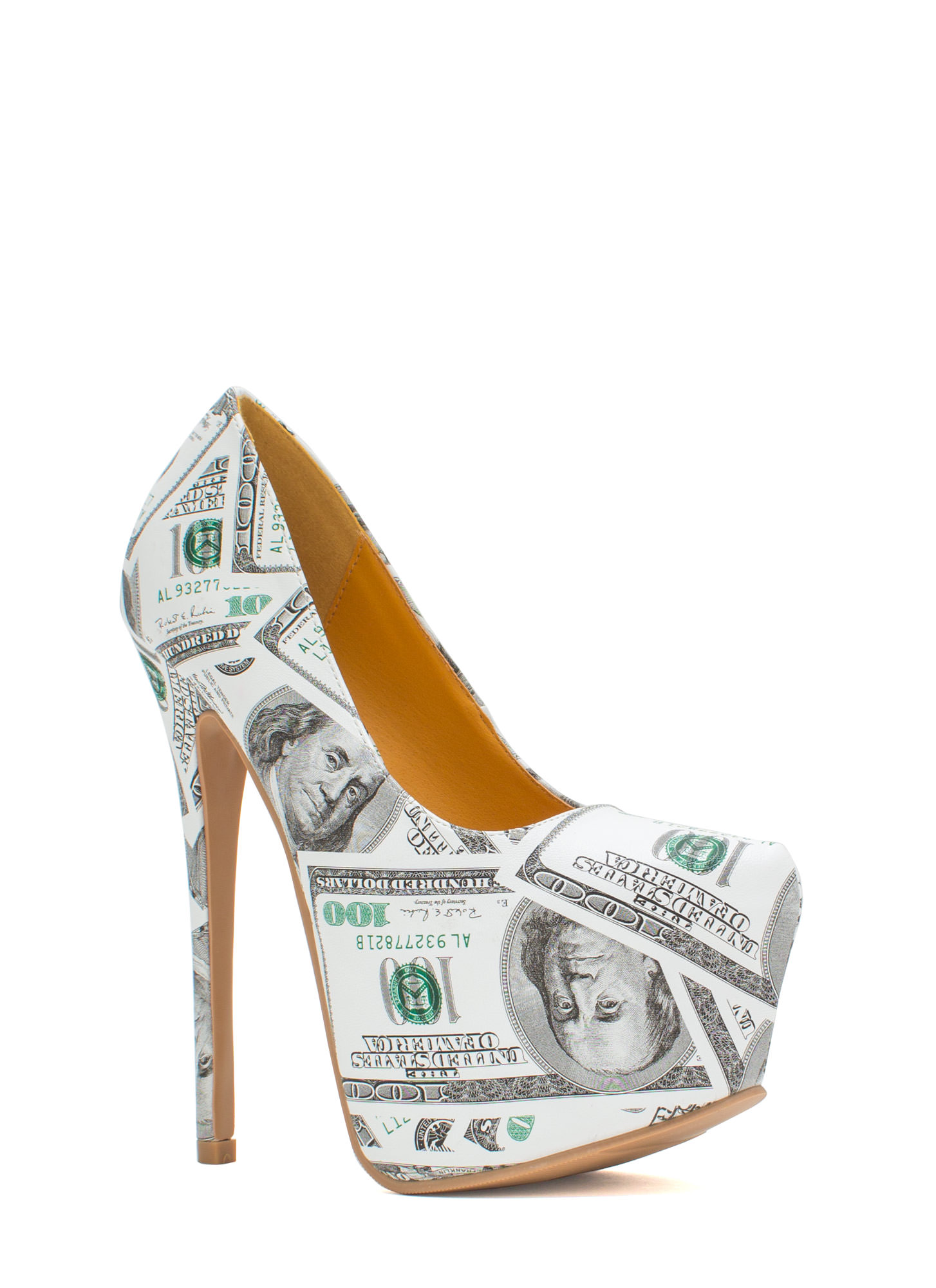 All About Ben Hundred Dollar Platforms MULTI