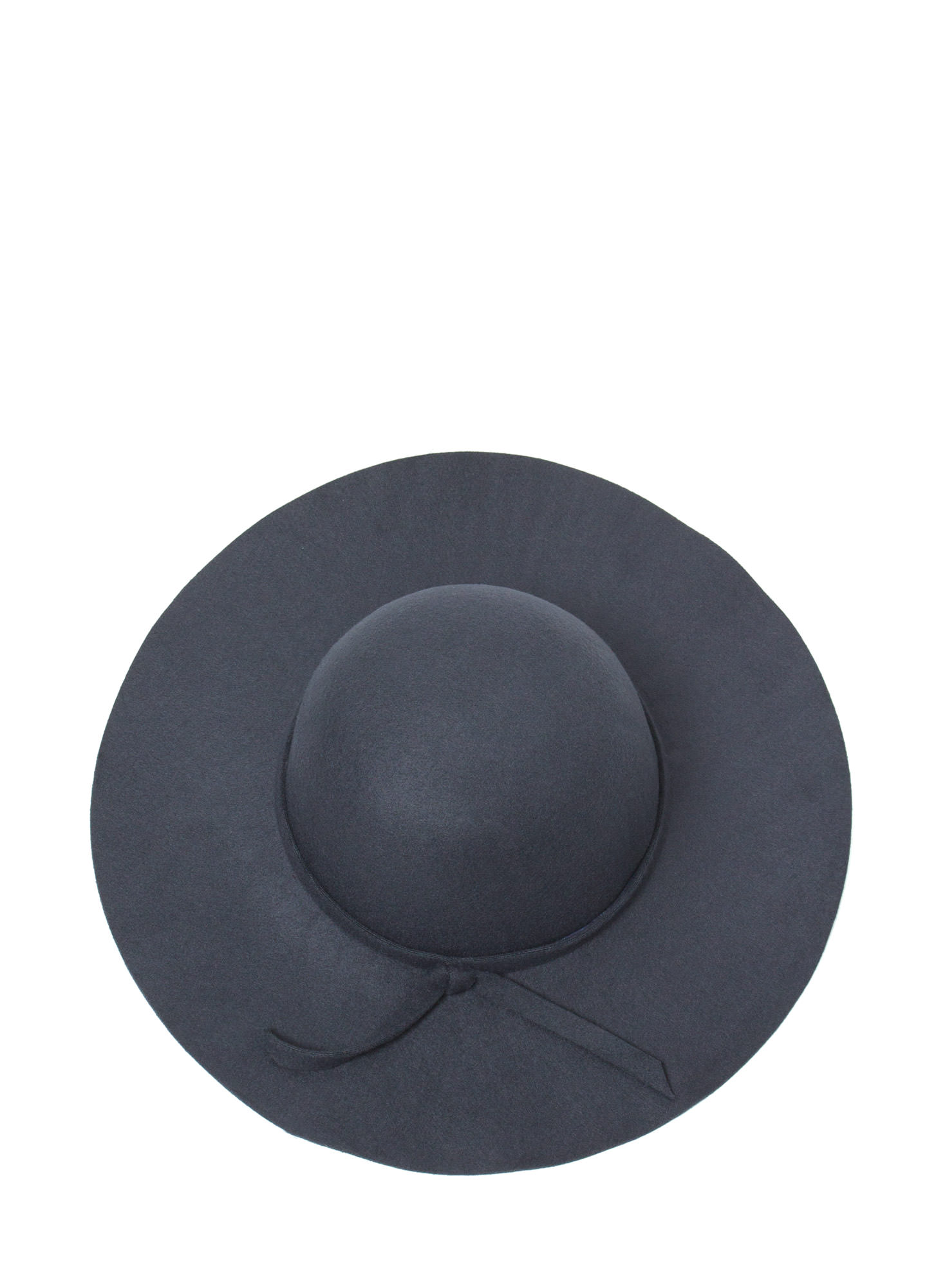 Knotted Tie Relaxed Hat DKGREY