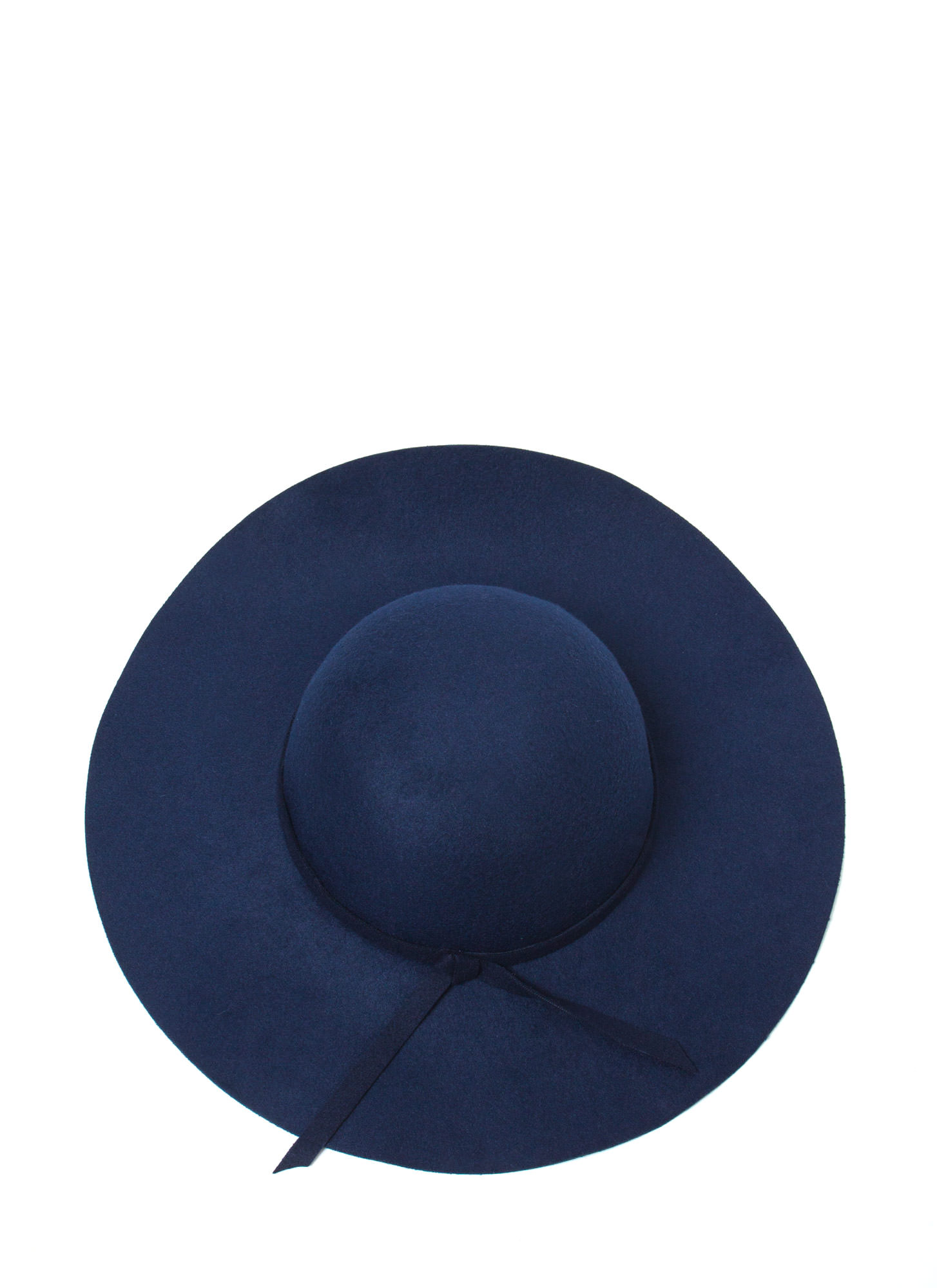 Knotted Tie Relaxed Hat NAVY