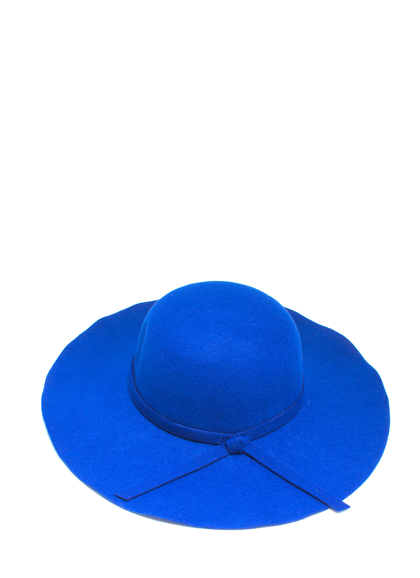 Knotted Tie Relaxed Hat ROYAL