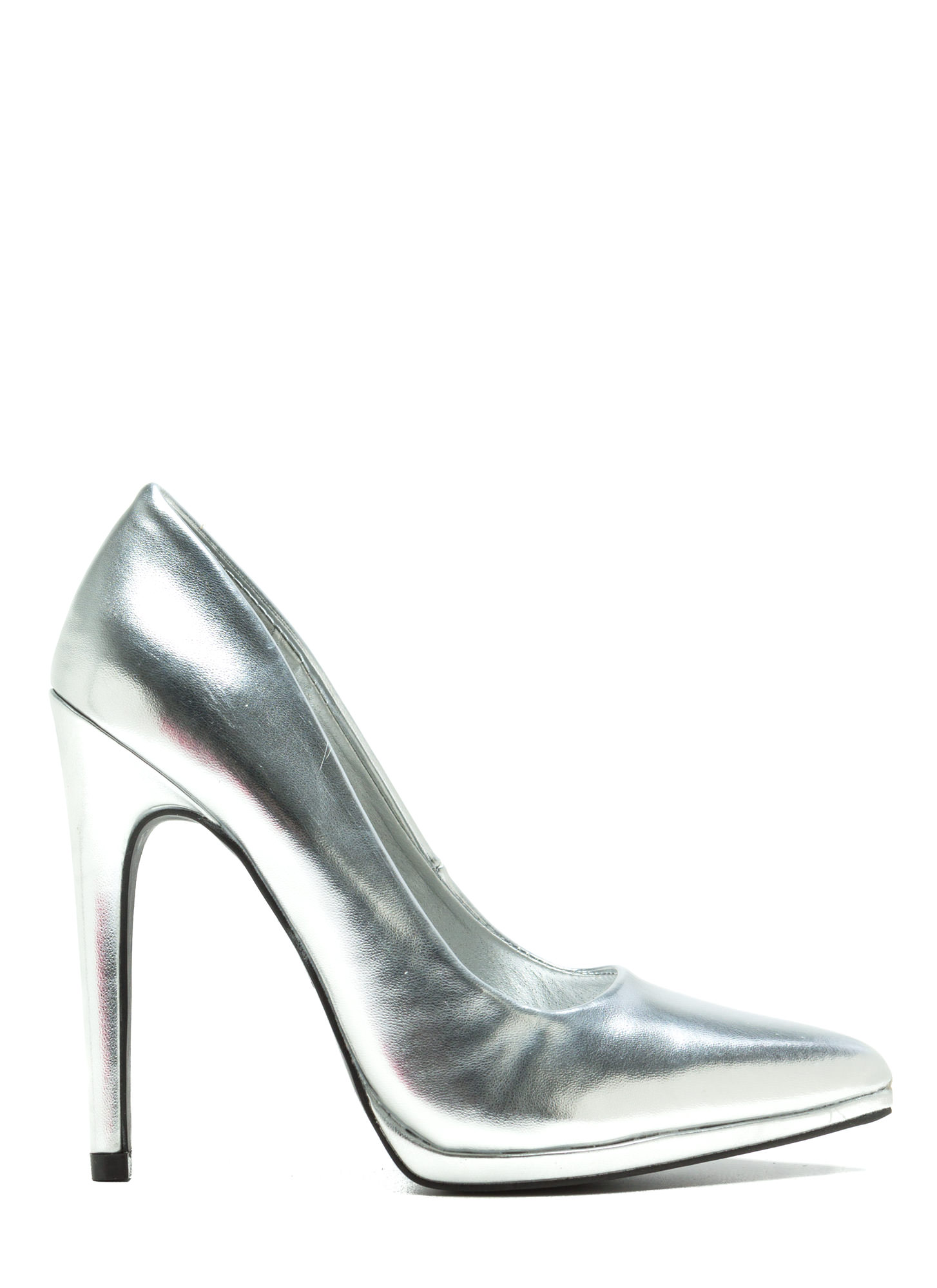 Silver Heels For Sale