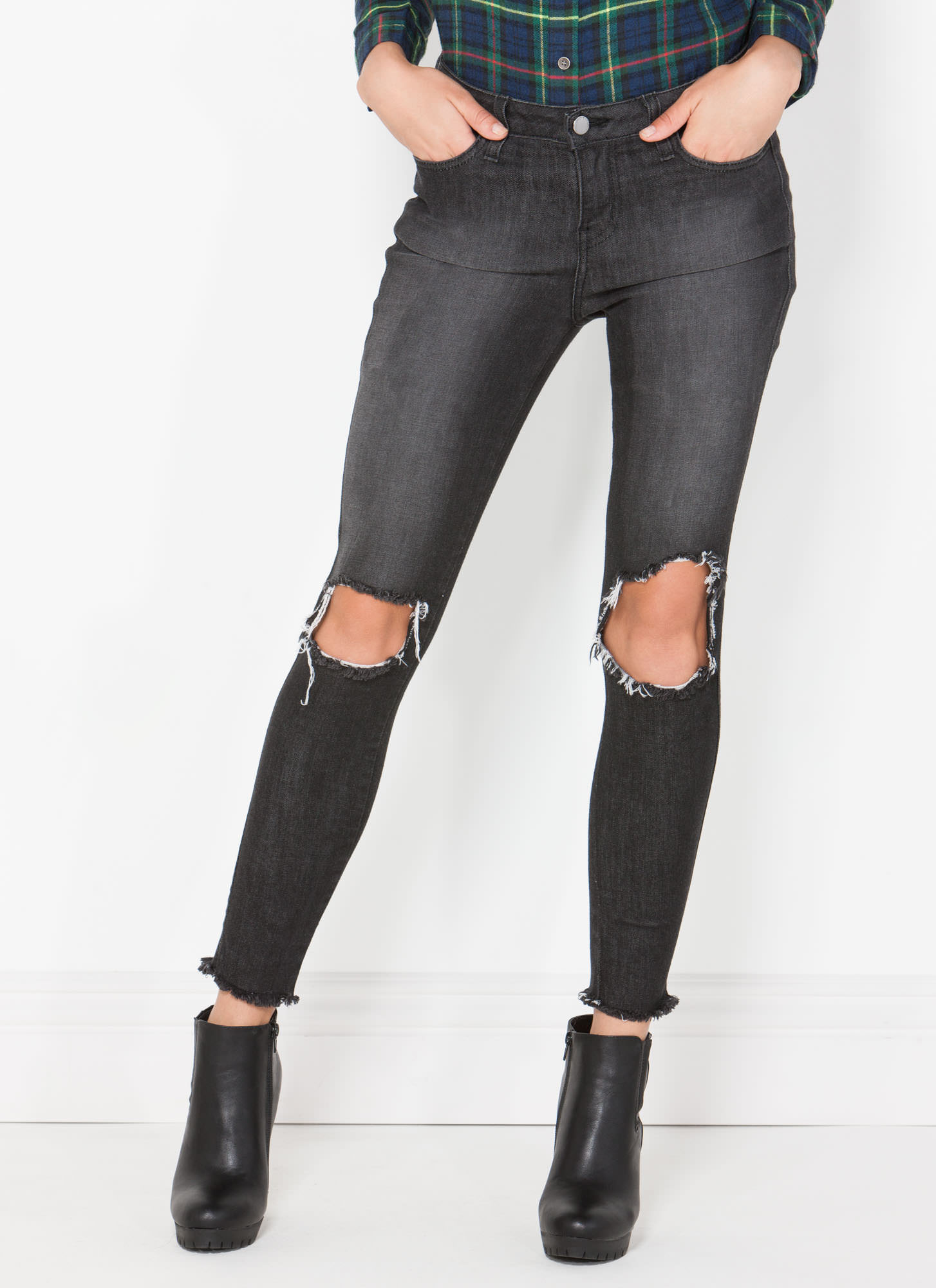 Buy low price, high quality black cut jeans men with worldwide shipping on palmmetrf1.ga