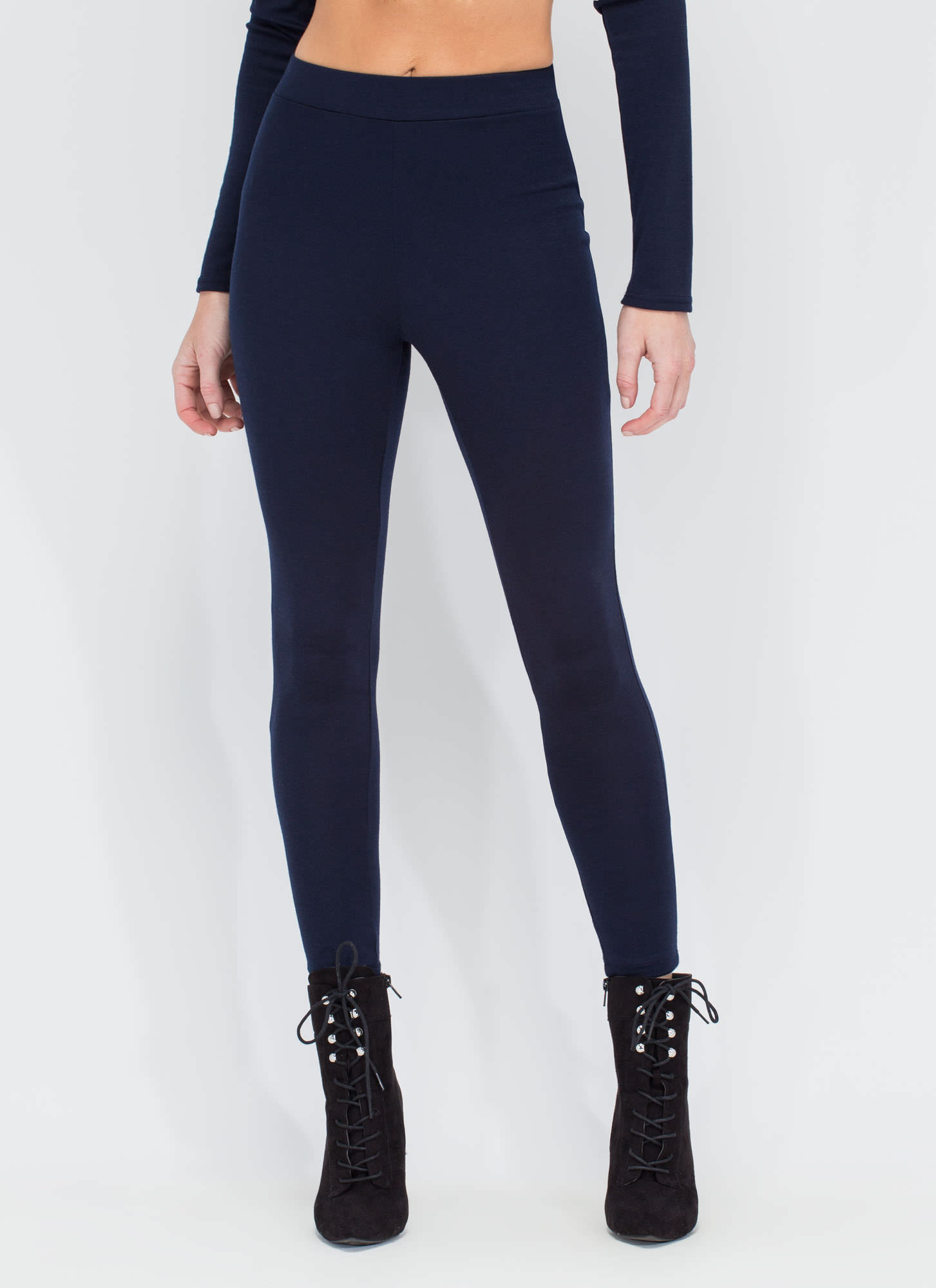 Effortless Take Pants NAVY