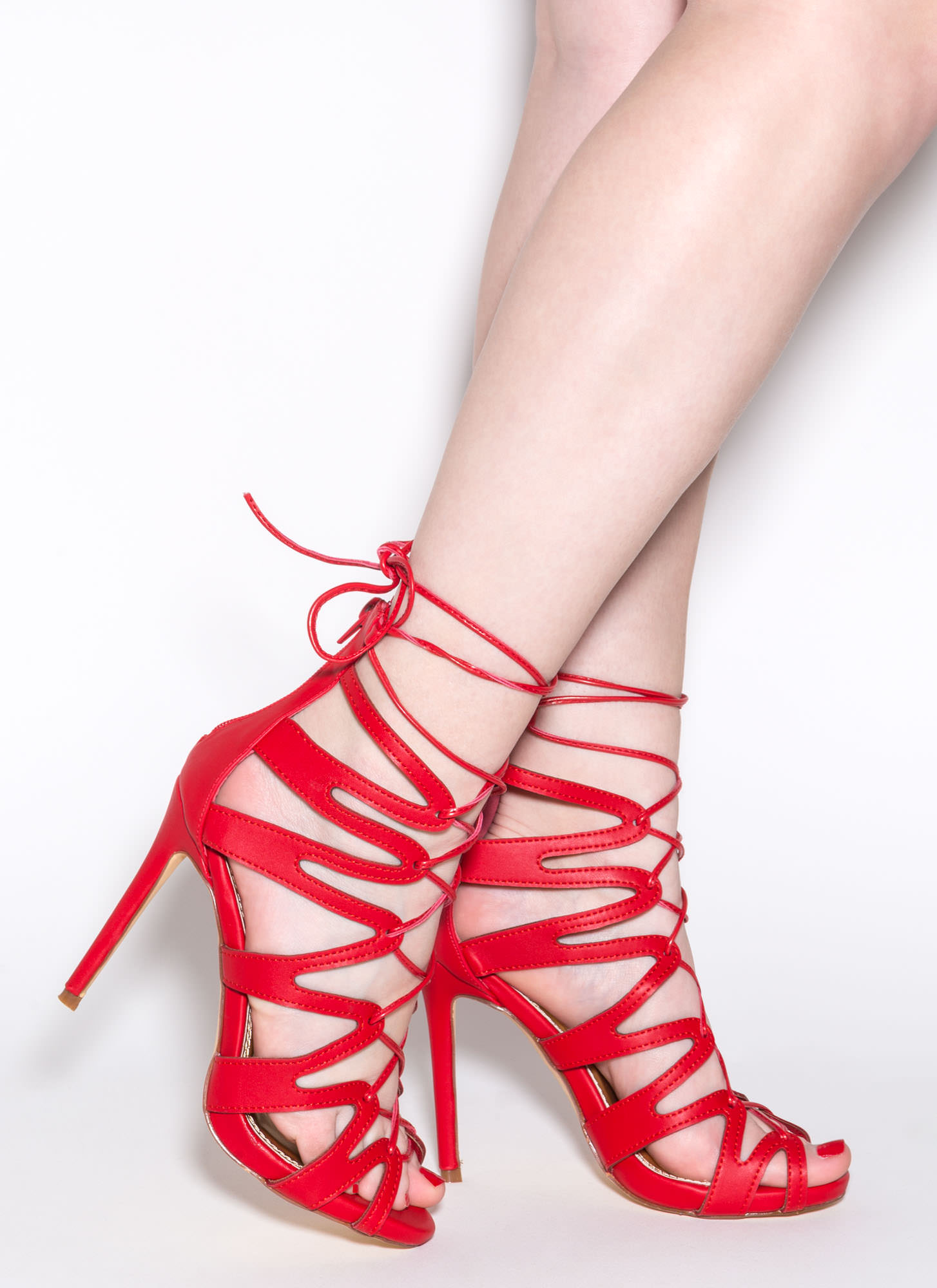 Red Heels On Sale