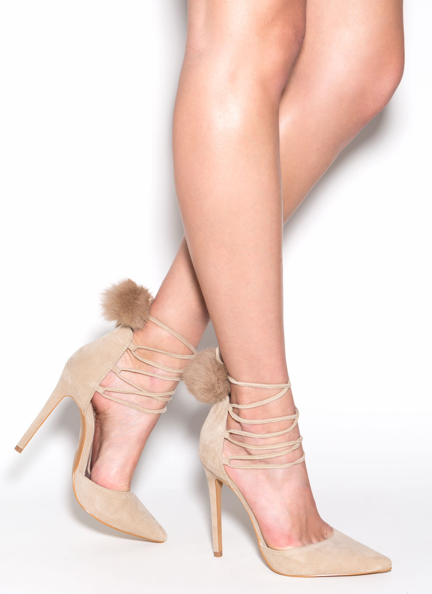 What Are Nude Heels