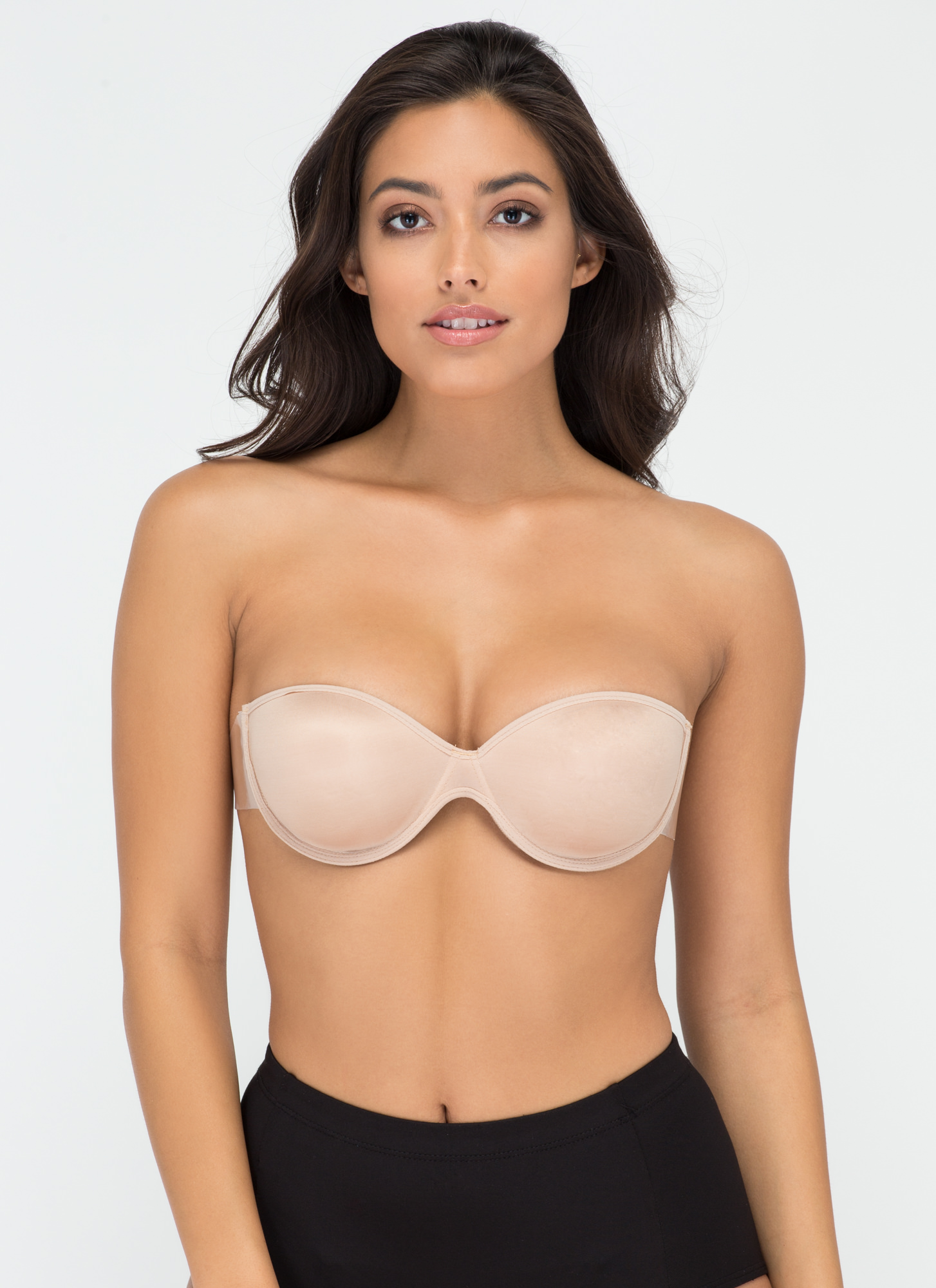 Love Your Body Backless Adhesive Bra NUDE (Final Sale)