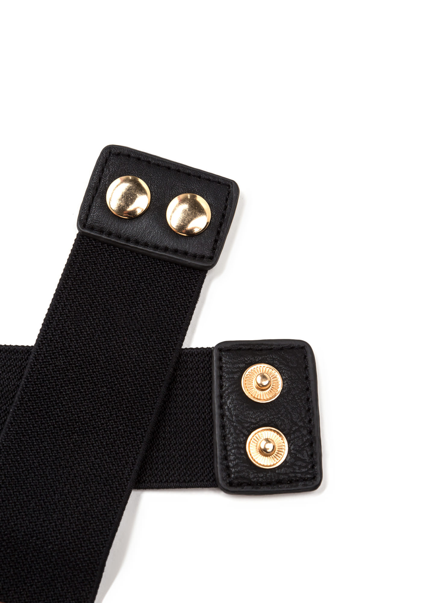 Your X Called Stretchy Belt BLACK