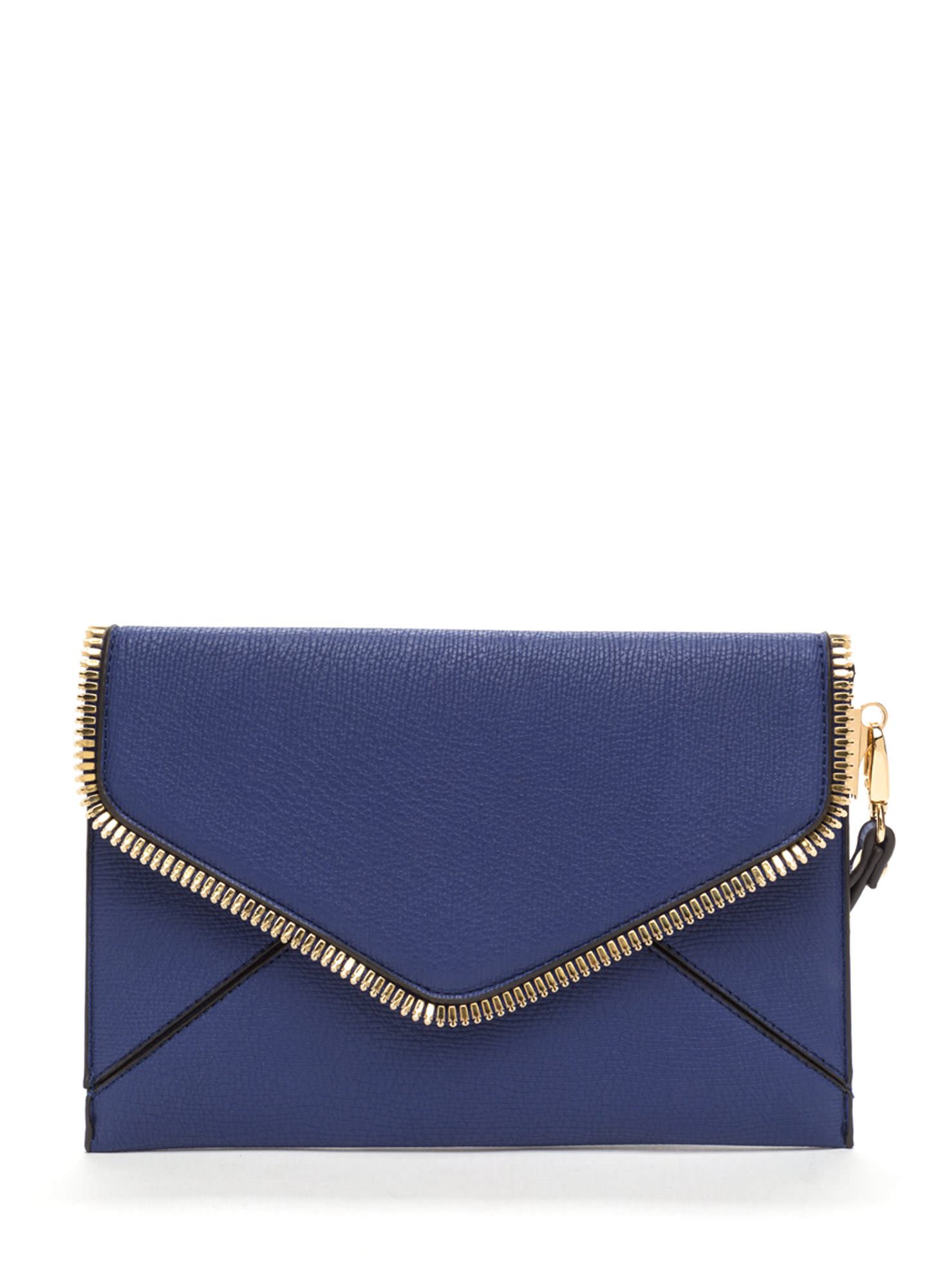 To You With Love Envelope Clutch ROYAL