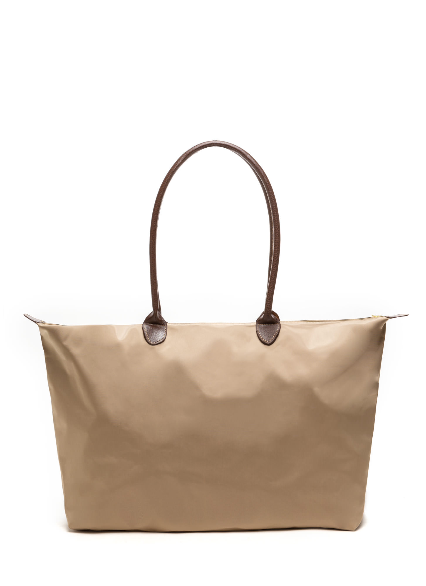 Chic Jetsetter Carryall Tote Bag TAUPE