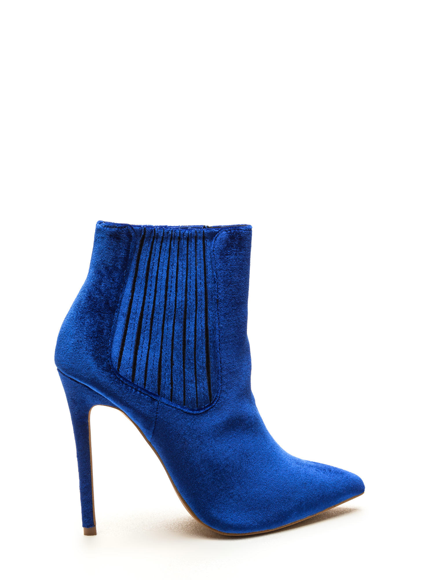 royal blue high heel shoes is heel