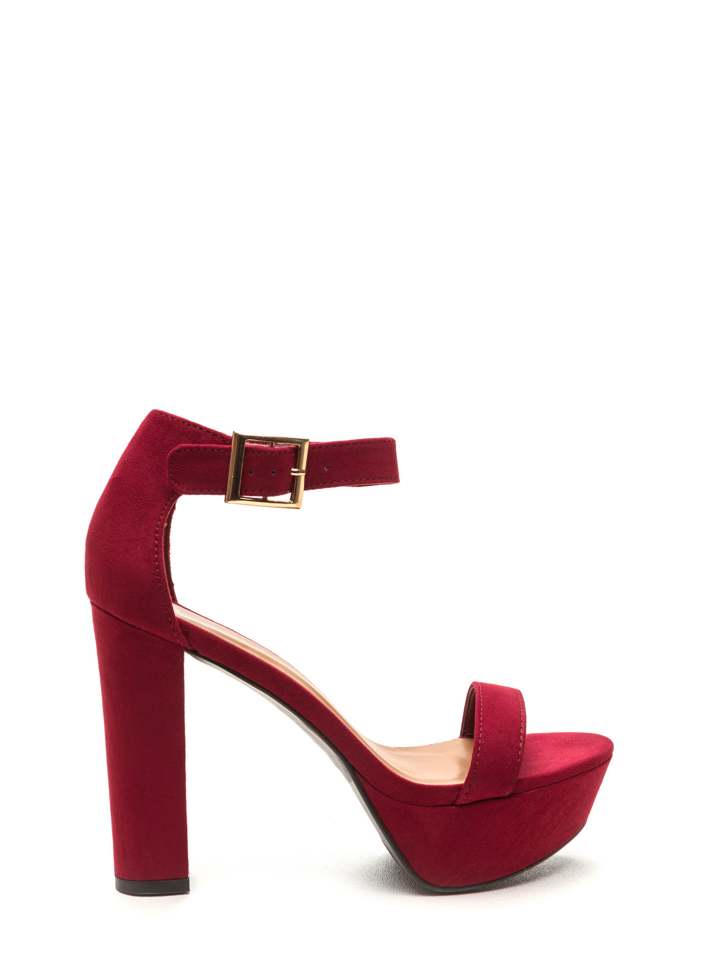 Red Shoes With Heels