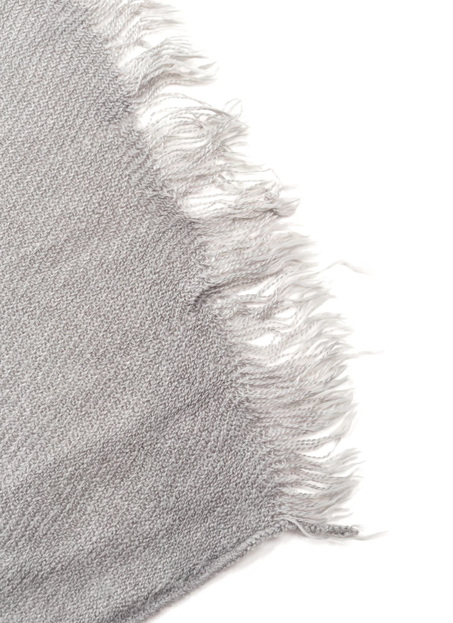 Wrap This Up Large Fringed Scarf GREY
