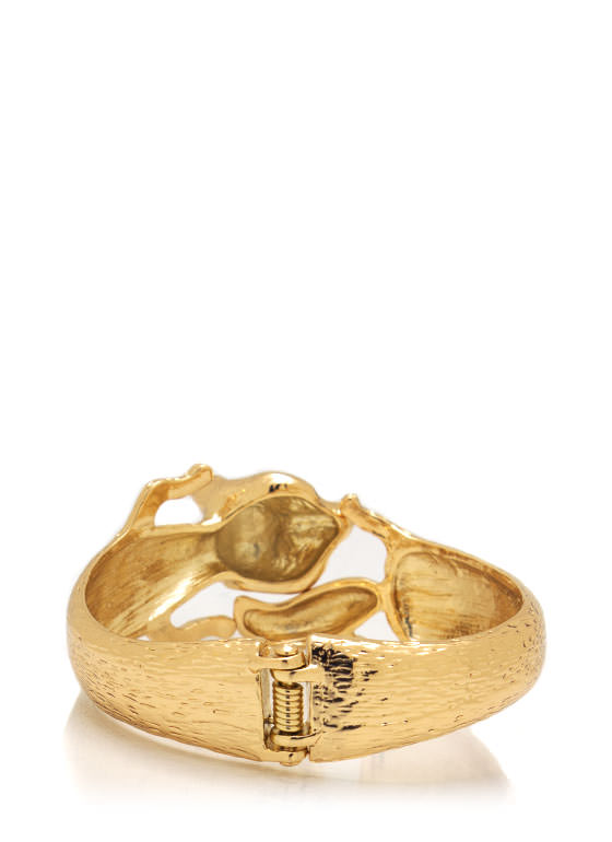 Fox Hinge Bracelet GOLD