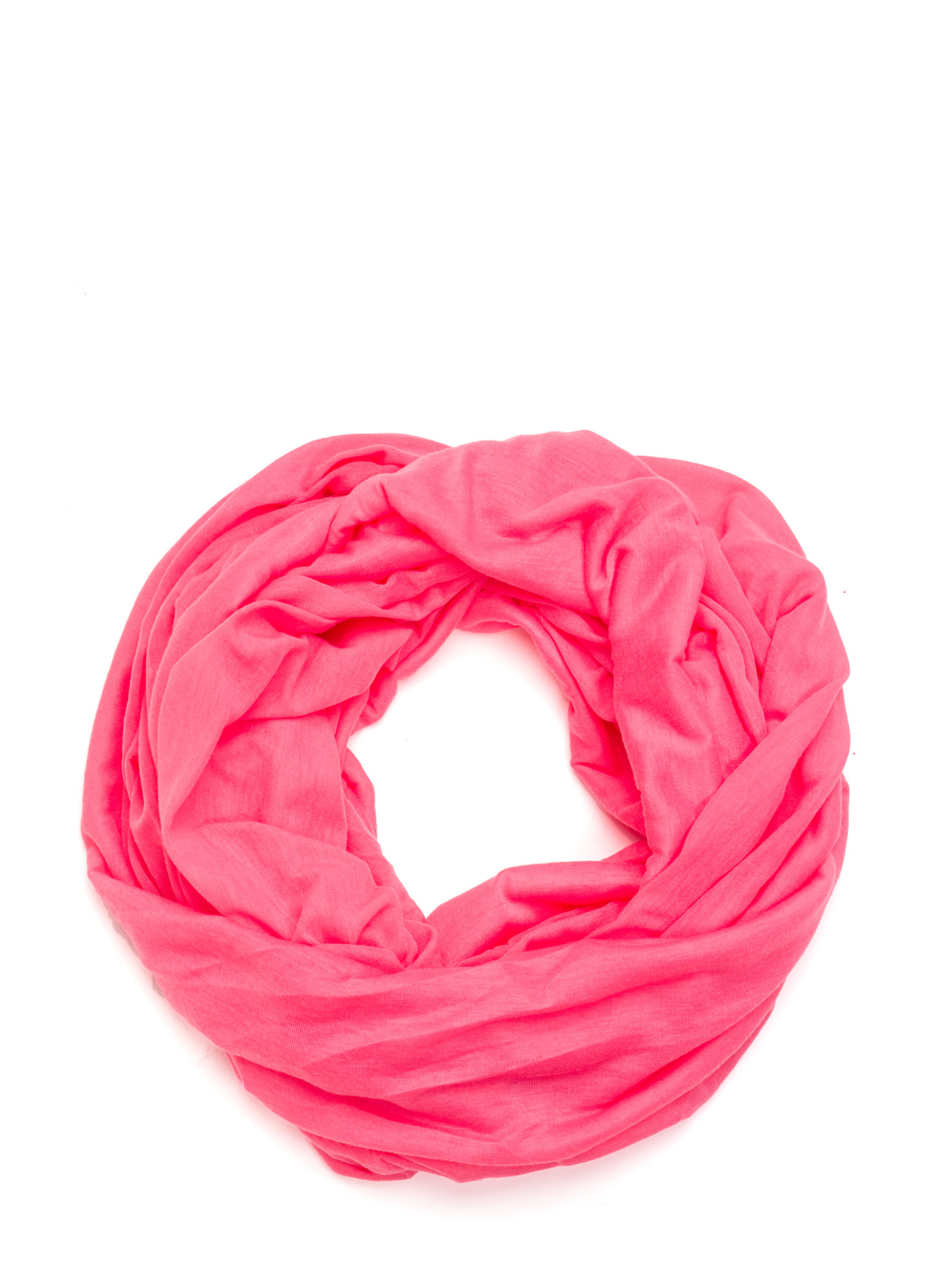 Infinity Scarf NEONPINK