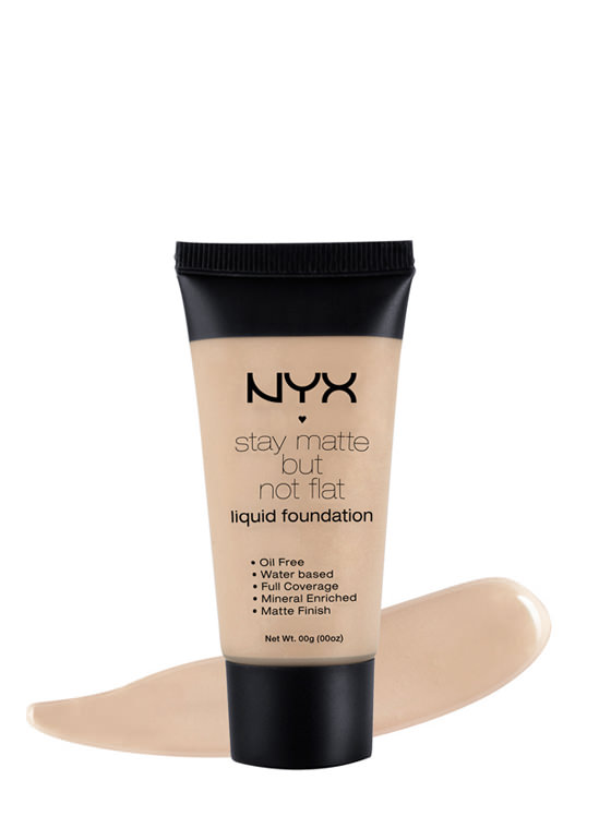 NYX Stay Matte Foundation CREAMYNATRL