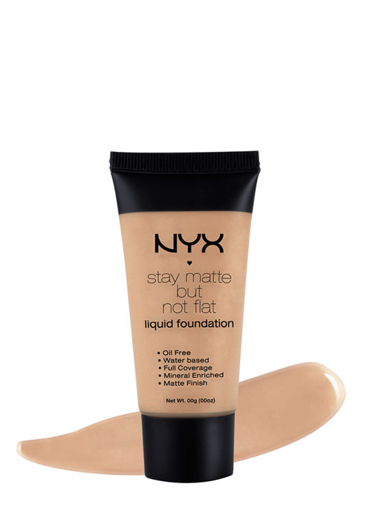 NYX Stay Matte Foundation TAN