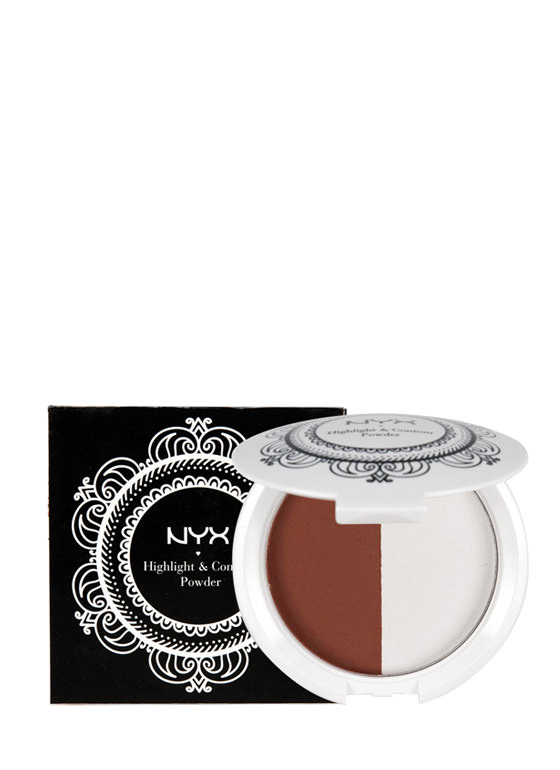 NYX Highlight And Contour Powder DARKLIGHT (Final Sale)
