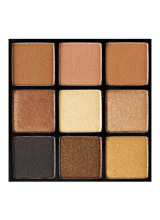 NYX Bronze Smokey Look Kit MULTI