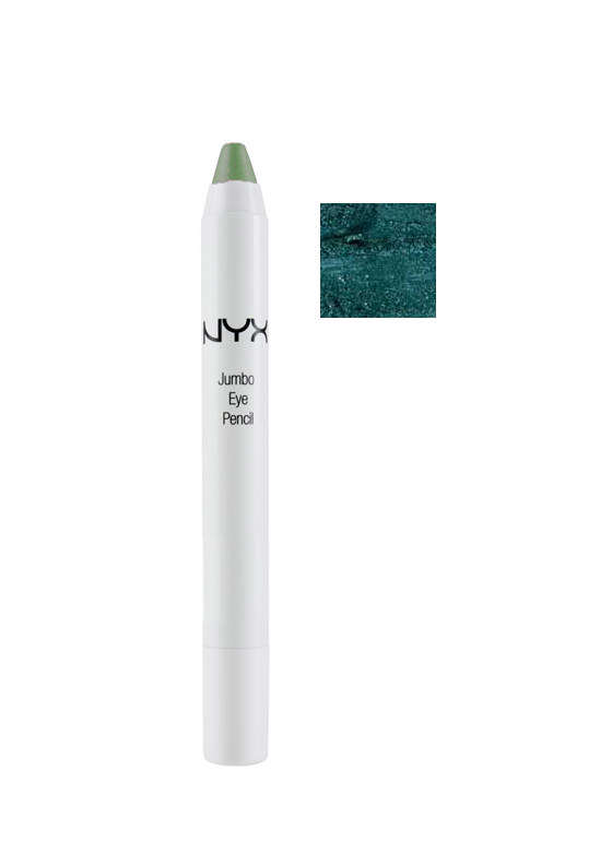 NYX Jumbo Eye Pencil SPARKLEGRN (Final Sale)