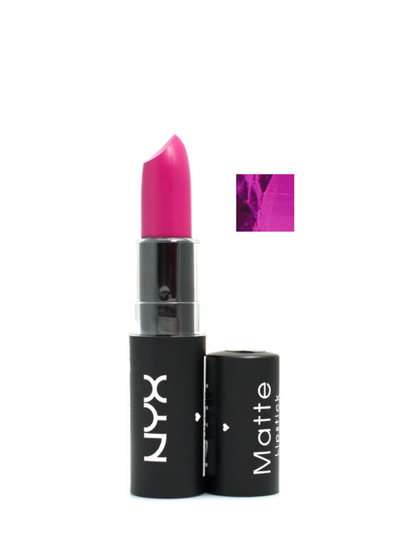 NYX Matte Lipstick SHOCKINGPNK