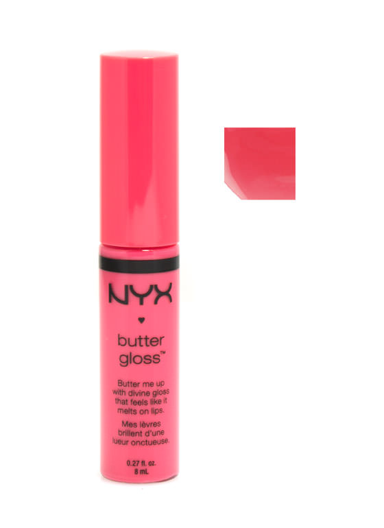 NYX Butter Gloss CUPCAKE (Final Sale)