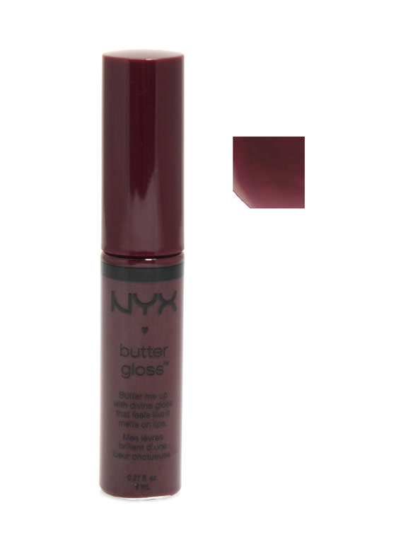NYX Butter Gloss DEVILSFOOD (Final Sale)