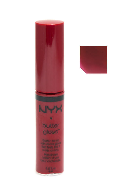 NYX Butter Gloss REDVELVET (Final Sale)