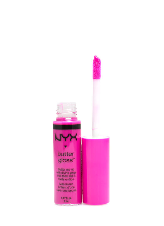 NYX Butter Gloss SUGARCOOKIE (Final Sale)