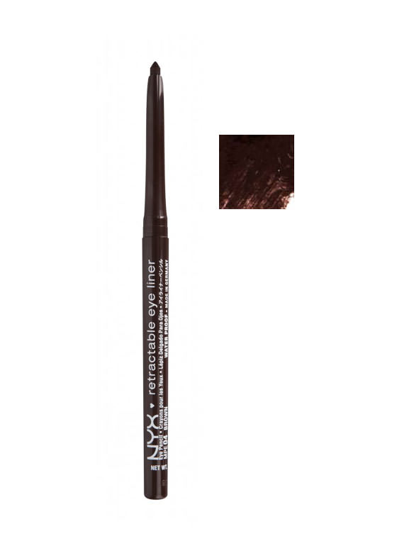 NYX Retractable Eye Liner BROWN