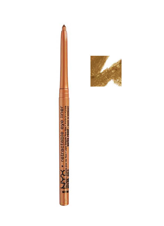 NYX Retractable Eye Liner GOLD