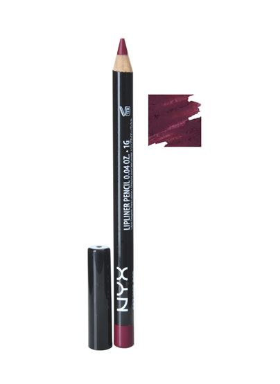 NYX Slim Lip Pencil CURRANT