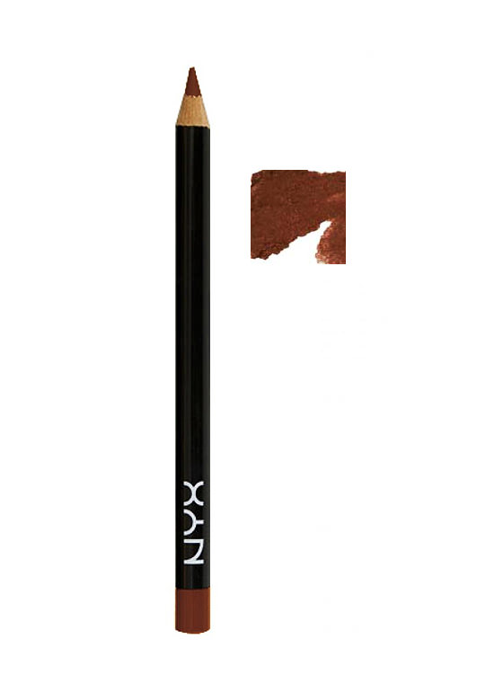 NYX Slim Eye Pencil CAFE