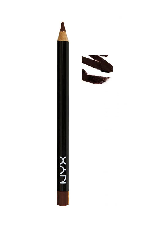 NYX Slim Eye Pencil DARKBROWN
