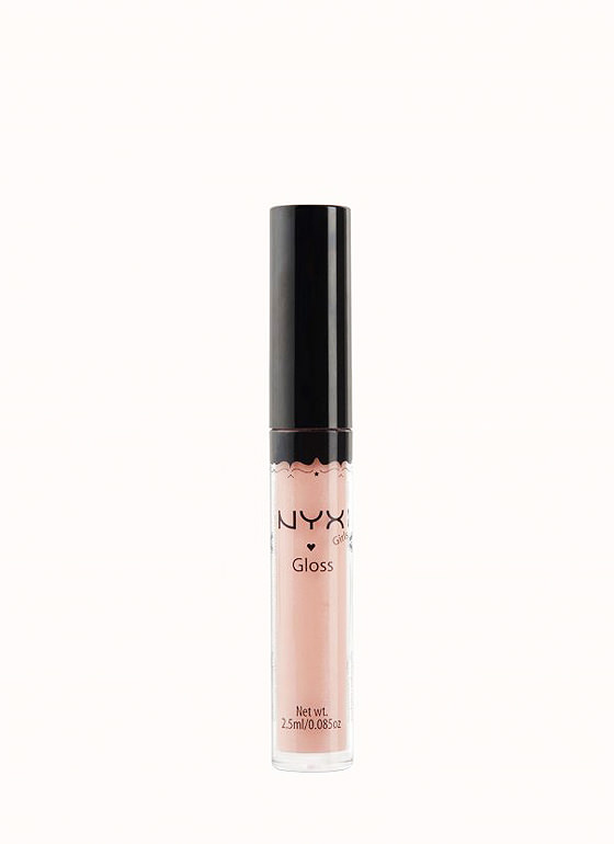 NYX Round Lip Gloss WHIPPED