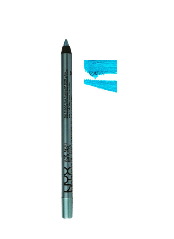 NYX Slide-On Pencil AZURE (Final Sale)