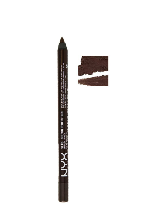 NYX Slide-On Pencil BROWNPERFCT