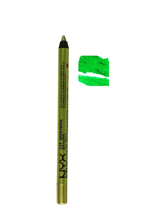 NYX Slide-On Pencil GREENPAPAYA