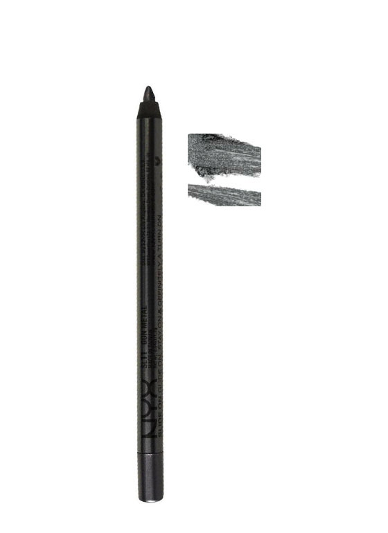 NYX Slide-On Pencil GUNMETAL