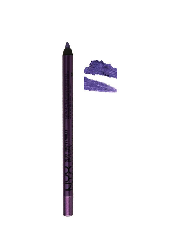NYX Slide-On Pencil PRETTYVIOLT