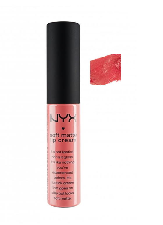 NYX Soft Matte Lip Cream ANTWERP