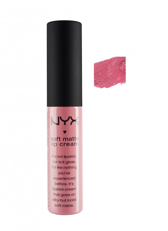 NYX Soft Matte Lip Cream MILAN (Final Sale)