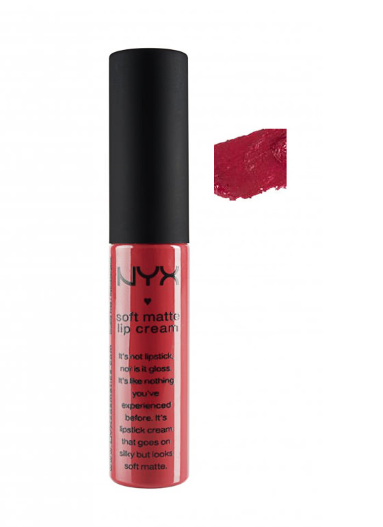 NYX Soft Matte Lip Cream MONTECARLO (Final Sale)