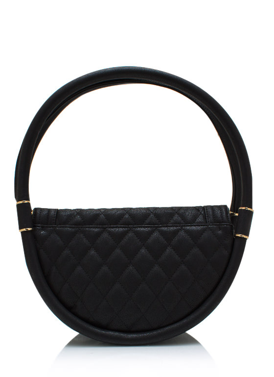 Take The Wheel Handbag BLACK