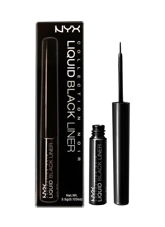NYX Collection Noir Liquid Liner BLACK (Final Sale)